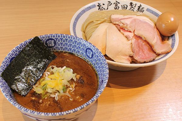 【船橋・習志野ラーメン倶楽部】松戸富田製麺 ららぽーとTOKYO-BAY